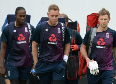 Jofra Archer omitted from England's playing XI for first Ashes Test