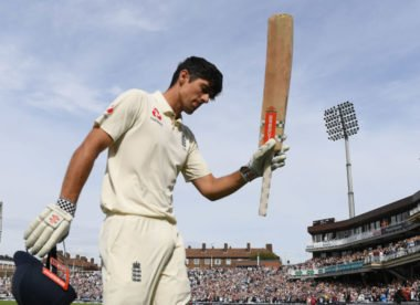 Kumar Sangakkara's titans of cricket: Alastair Cook