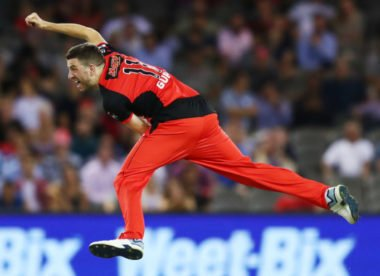 The art of T20 bowling with Harry Gurney