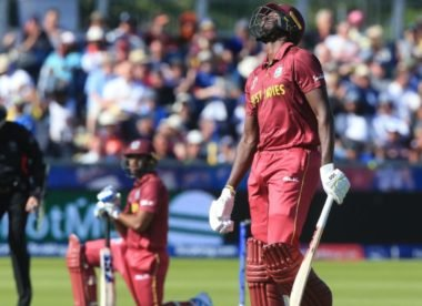 Holder lauds West Indies for 'putting their heart on the line'