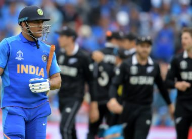 MS Dhoni: Why it's time to cut the cord – CricViz analysis