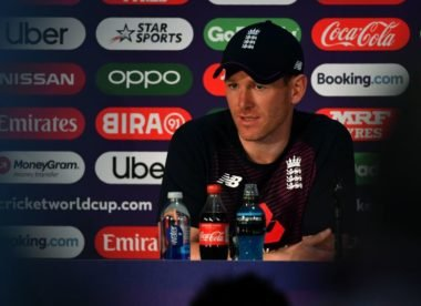 Eoin Morgan: We've put the work in, now let's enjoy ourselves