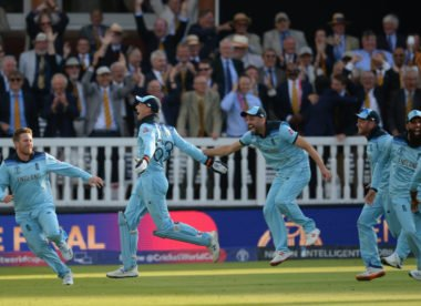 Cricket World Cup final coverage breaks BBC website record