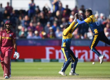 'I haven't held a ball in eight months' – Mathews on shock Pooran scalp