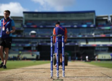 CricViz analysis: How Cricket World Cup pitches are defying previous logic