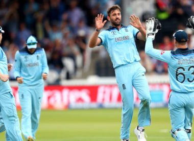 Cricket World Cup Final: England restrict New Zealand to 241 at Lord's