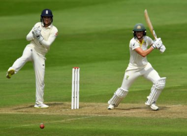 Australia batters dominate opening day of Ashes Test