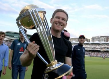 'It's a big decision' – Eoin Morgan may step down from England captaincy
