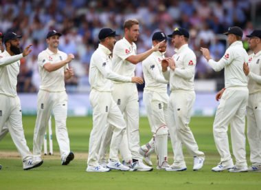 England bowl Ireland out for 38 to win at Lords
