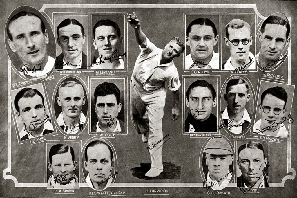 Verity was part of the England team that brought back the Ashes from Australia in 1933