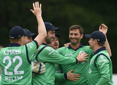 Tim Murtagh takes five as Ireland secure historic series win