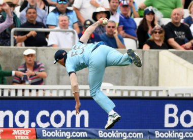 Quiz! Name the players with the most outfield catches in ODIs