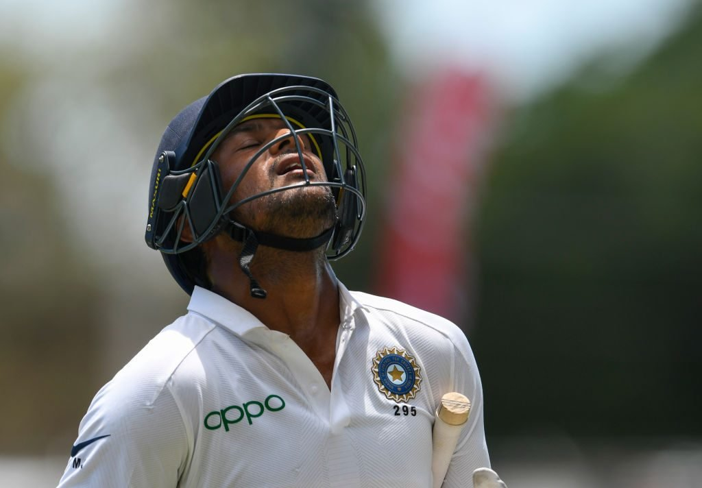 Agarwal could not build on his start