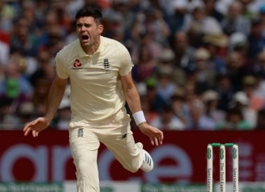 Broad on Anderson: 'He's down and he's frustrated'