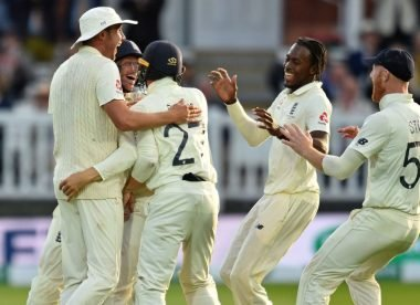 'If all Test cricket is like this, it's going to be very exciting' – Jofra Archer