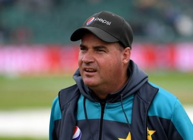 Pakistan parts ways with head coach Mickey Arthur