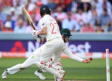 'Second-best I've seen at short leg' – Burns on Bancroft's catch