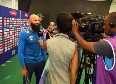 Hashim Amla: South African role model – Wisden Cricketer of the Year 2013