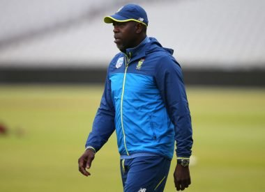Coach Ottis Gibson to leave South Africa