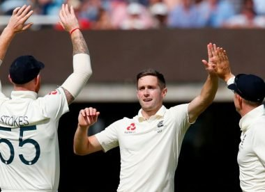 'All three results are still possible' – Chris Woakes