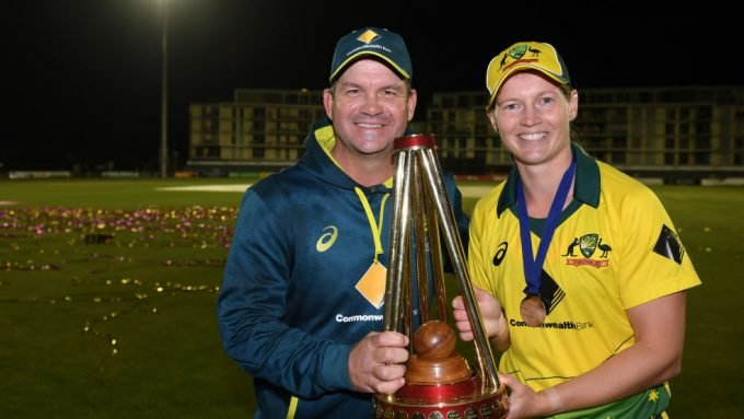 Mott credits Haynes-Lanning stand for turning around Australia Women's T20 World Cup campaign