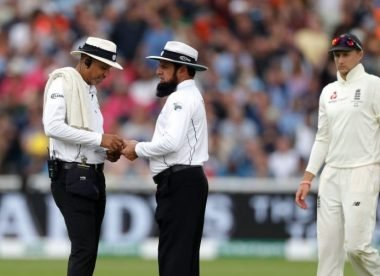 Ponting urges MCC to ditch neutral umpires after errors in first Ashes Test