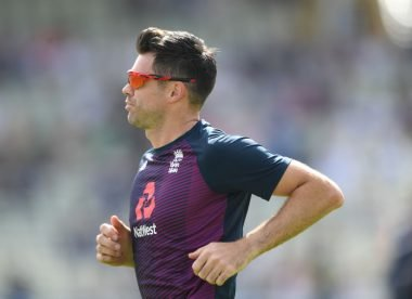Anderson ruled out second Ashes Test at Lord's