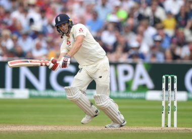 Chris Woakes takes one chance and lets another go