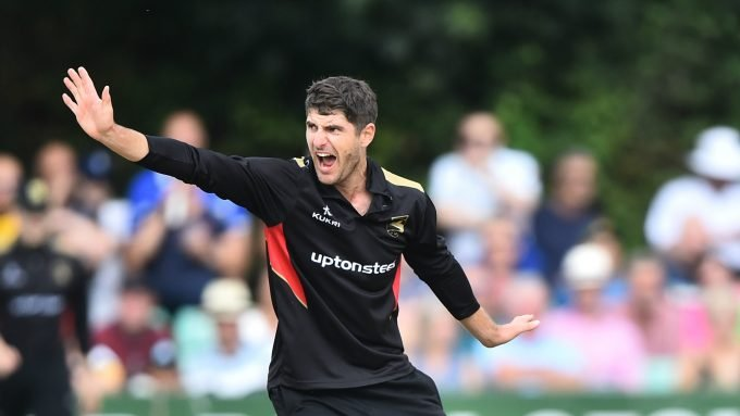'I can't actually believe it': Colin Ackermann on record-breaking T20 spell