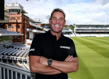 Shane Warne to coach Lord's-based team in The Hundred