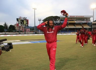 Gayle's comments on Sarwan, Tallawahs won't go unpunished – CWI president