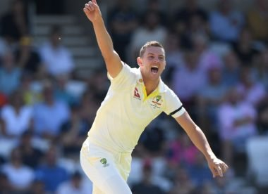 'We might be starting with a few scars' – Hazlewood stirs the pot as Australia eye Ashes retention
