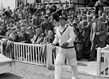 Sir Donald Bradman: Cricket's greatest phenomenon – Almanack