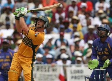 Kumar Sangakkara's titans of cricket: Adam Gilchrist