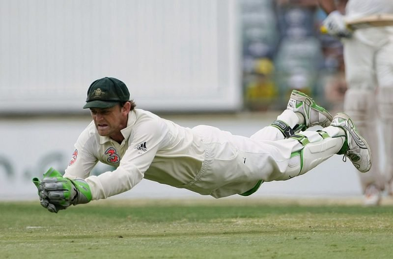 Image result for Adam Gilchrist test in