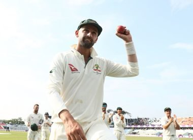 Six of the best: Nathan Lyon's path to greatness