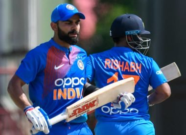 'Looking at Rishabh Pant as the future' – Virat Kohli