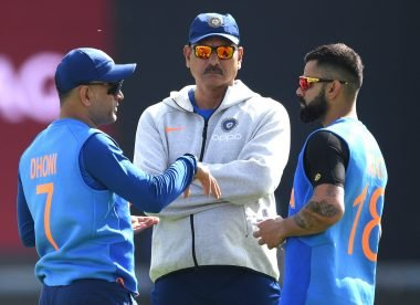 Shastri the favourite, but Moody, Hesson in the running for India coach job
