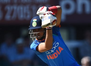 Shubman Gill in the soup after refusing to walk, confronting umpire