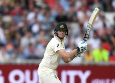 Steve Smith the centre of attention as first Test heads towards tasty finish