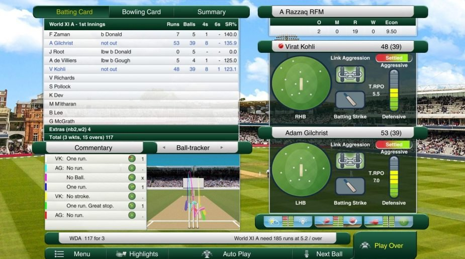 Game review: Cricket Captain 2019 – the incomparable cricket management sim