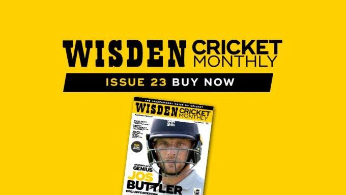 Wisden Cricket Monthly issue 23: Jos Buttler – anatomy of a genius