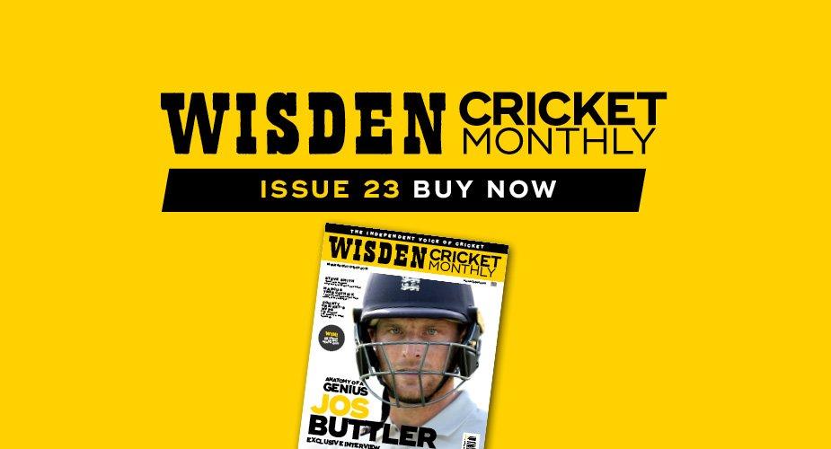 Wisden Cricket Monthly issue 23