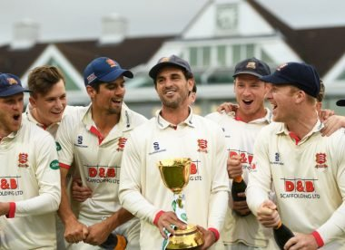 'We're the best team in the country' – ten Doeschate delighted after Essex triumph