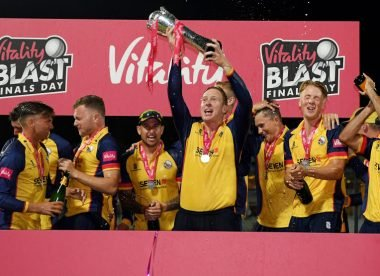 T20 Blast 2019: Harmer a shoo-in to our Team of the Tournament