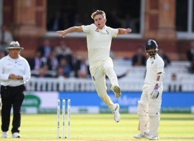 Sam Curran to make Ashes debut at The Oval as England name XI