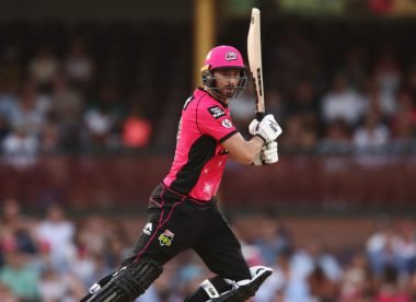 James Vince re-signs with Sydney Sixers for Big Bash League