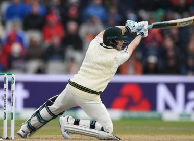 Colossal Steve Smith hits his third century of the series