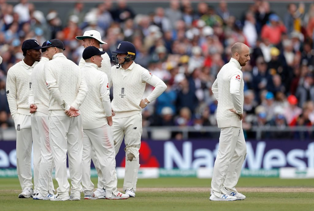 England conceded the Ashes at home for the first time in 18 years