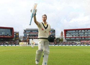 Steve Smith doubles up as Australia declare on 497-8